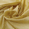 Buy Pastel Yellow Tussar Embroidered Fabric