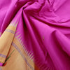 Buy Pink Banarasi Paithani Border Fabric