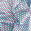 Buy Blue Organza Fabric