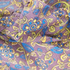 Buy Brown Kalamkari Cotton Fabric