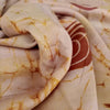 Buy Cream Batik Printed Fabric