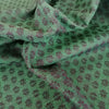 Buy Green Rajasthani Cotton Fabric