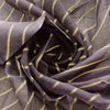 Buy Blackist Violet Chanderi Silk Fabric