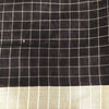 Buy Black Uppada Silk Fabric
