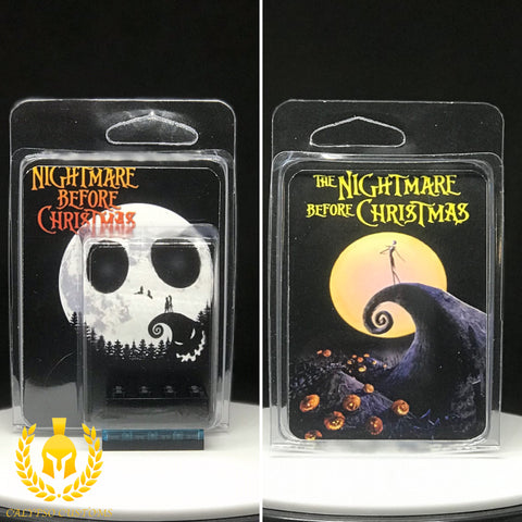 Nightmare Before Christmas Minifigure Display Case