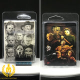 Horror Movie Minifigure Display Case