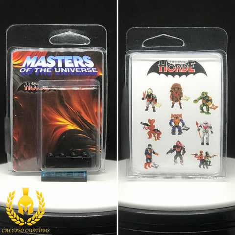 MOTU Horde Minifigure Display Case