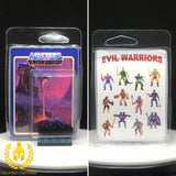 MOTU Evil Warriors V1 Minifigure Display Case