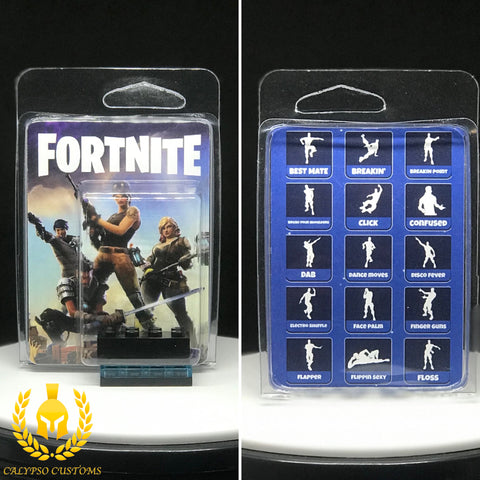 Fortnite Minifigure Display Case