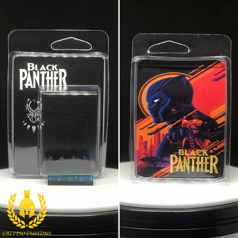 Black Panther Minifigure Display Case