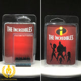 The Incredibles Minifigure Display Case