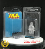 The Tick Minifigure Display Case