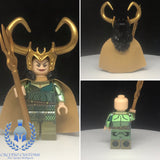 Lady Loki Custom Printed Minifigure