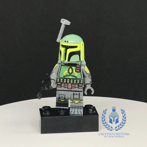 Llats Ward Custom Printed Minifigure