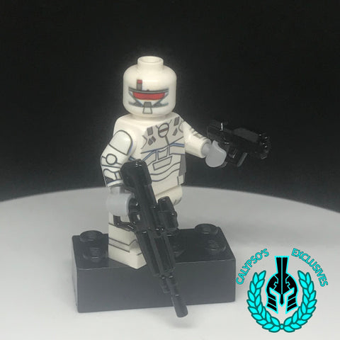 Spartan Tanaka Custom Exclusive Printed Minifigure