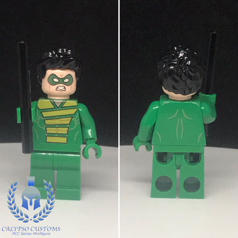 Weather Wizard Custom Printed Minifigure