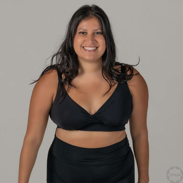 Quartz | Anyday Wirefree Bra - Black