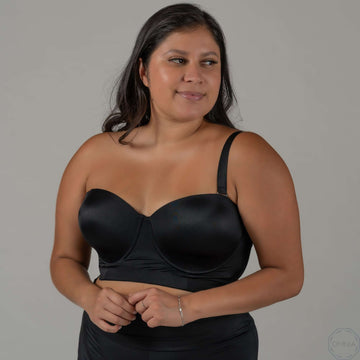 Quartz | 5-Way Flexywire Bra - Black