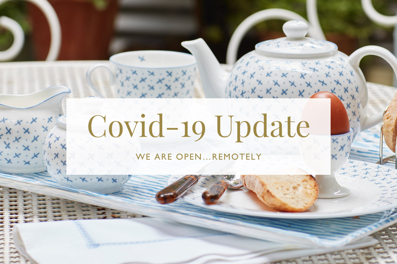 2021 COVID-19 Update and UK & EU Delivery Information