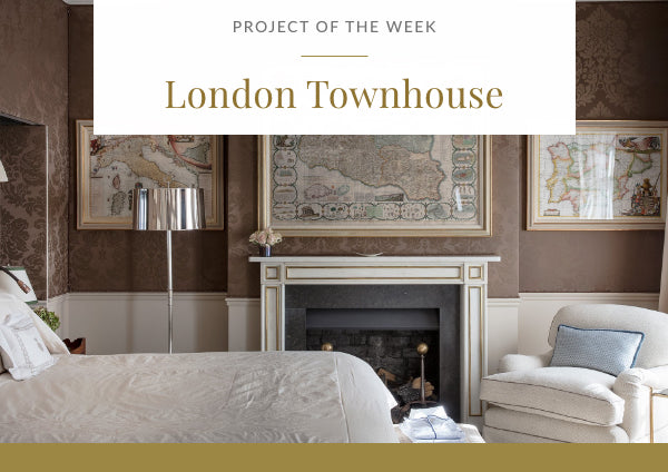 Project of the week - A London Townhouse