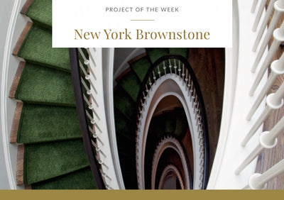 Project of the Week - New York Brownstone