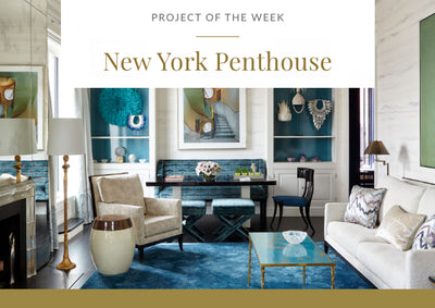 Project of the Week - A New YorkPenthouse