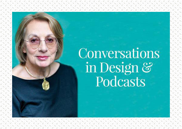 Nina Campbell - conversations in design podcast