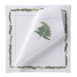 Fern Napkin - Green