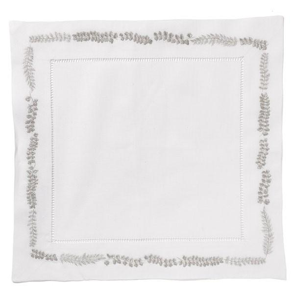Fern Placemat - Silver