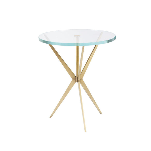 Arthur Circular End Table