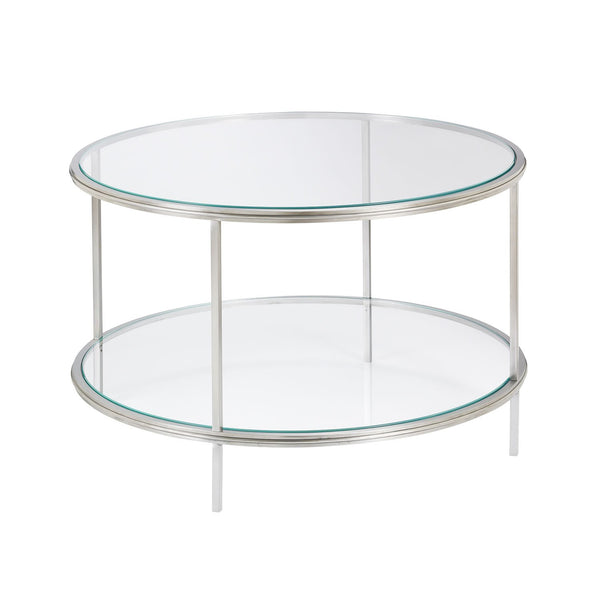 Grace circular coffee table