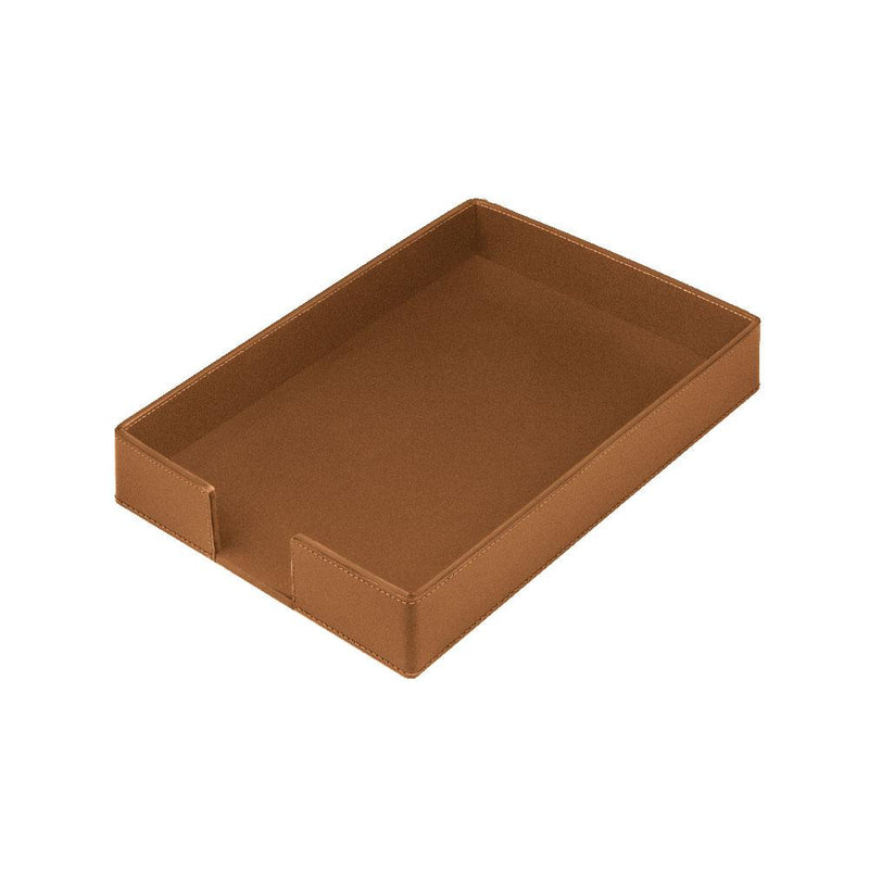 Idea A4 Paper Holder - Cognac