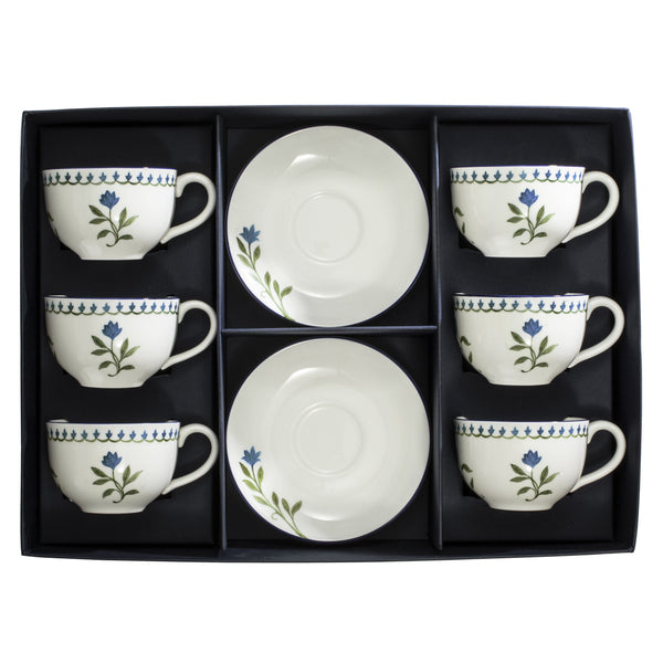 Marguerite Tea Set of 6