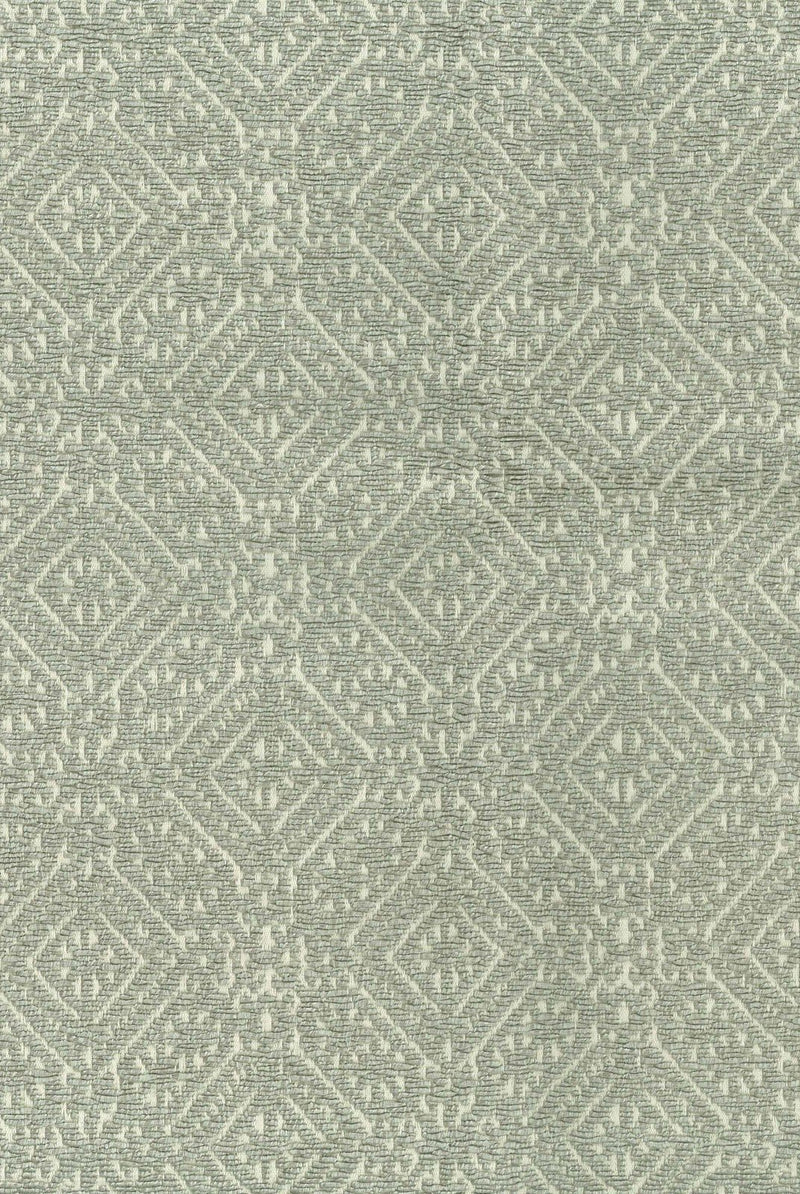 Cathay Weaves Bintan Silver Fabric - NCF4165-01