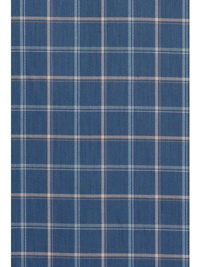 Braemar Branklyn Steel Blue/Cream Fabric - NCF4112-04