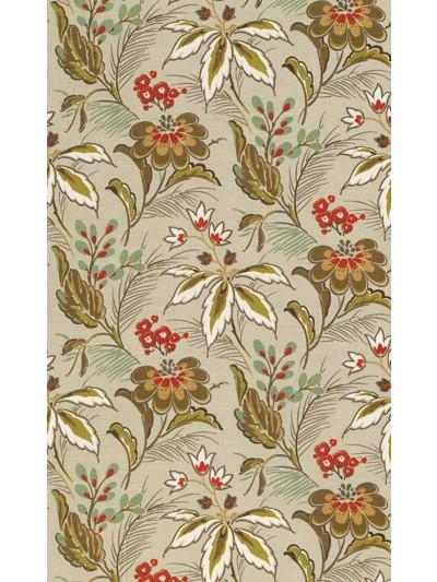 Montacute Green Fabric - NCF4050-04