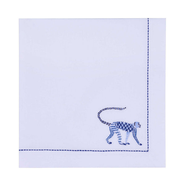 Safari Napkin - Monkey