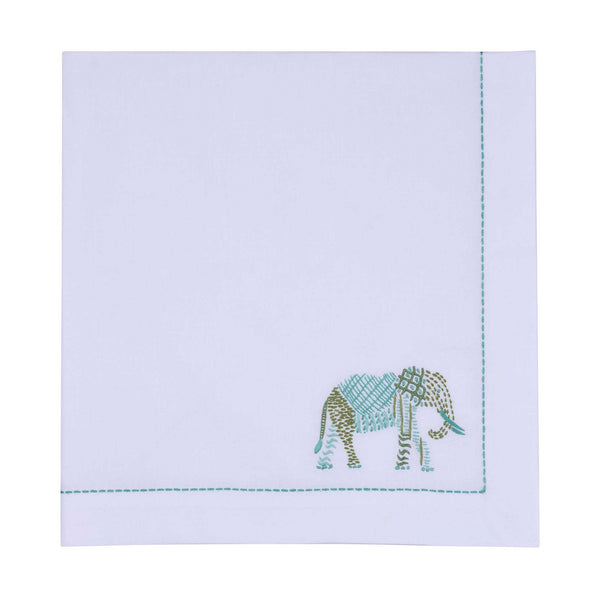 Safari Napkin - Elephant