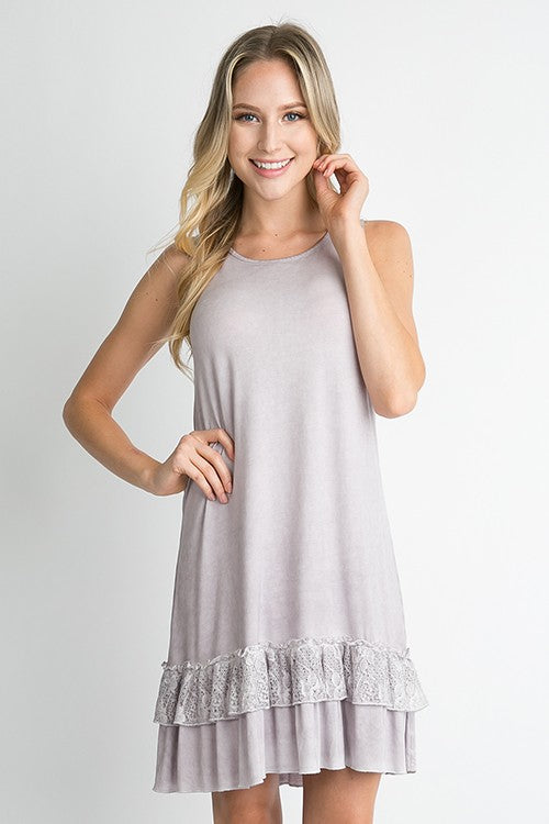 Lavender Fields Tunic