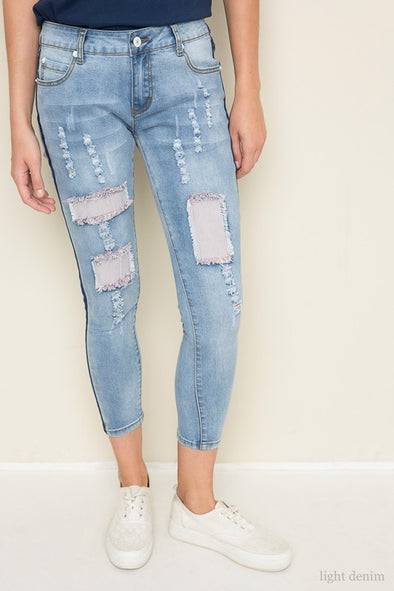 Patch Adams Jeans Tween