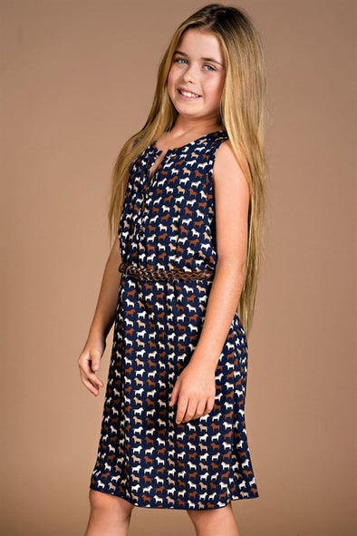Stable Dress Tween