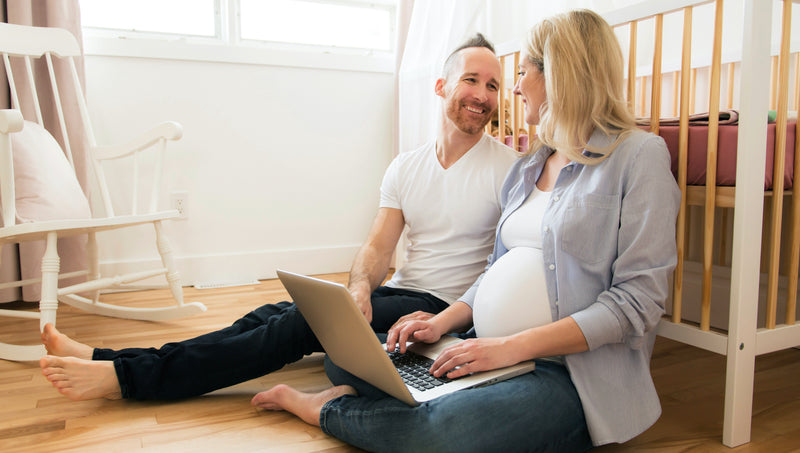 How to Prepare Yourself and Your Home for Your New Baby!