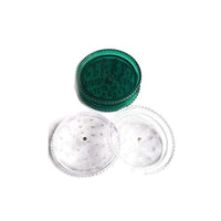 12 x 2 Parts Magnetic Tobacco Plastic Grinder - HX122