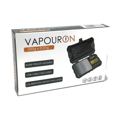 Vapouron RC-C Series Digital 0.01g - 200g Bump Proof Scale