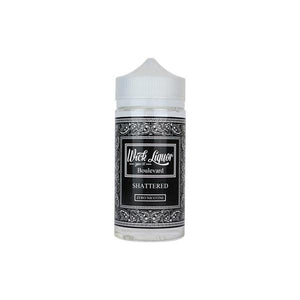 Wick Liquor Juggernaut Shattered 0mg 150ml Shortfill (80VG/20PG)