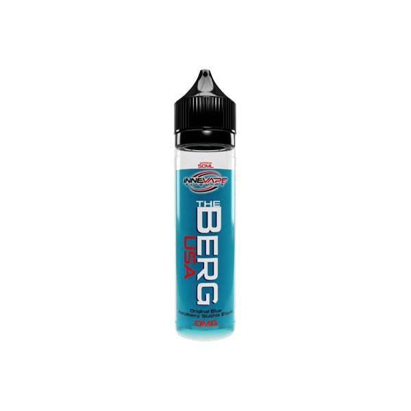 The Berg by Innevape 0mg 50ml Shortfill (80VG-20PG)