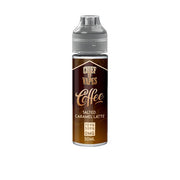Chief of Vapes Coffee Range 50ml Shortfill 0mg (70VG/30PG)