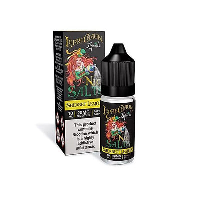 20mg Leprechaun Nic Salts 10ml (50VG/50PG)