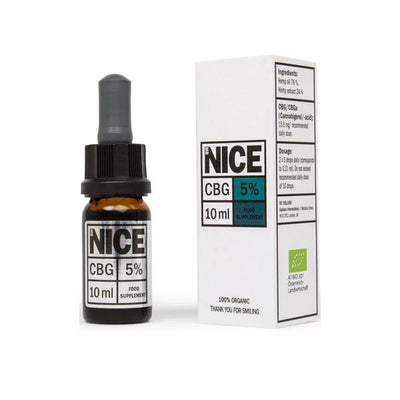 Mr Nice 5% 500mg CBG Oil 10ml