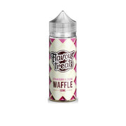 Flavour Treats by Ohm Boy 100ml Shorfill 0mg (70VG/30PG)